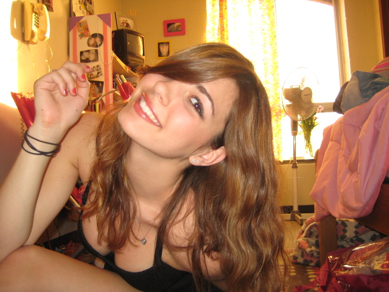 Las fotos privadas de Sofia, pendeja..