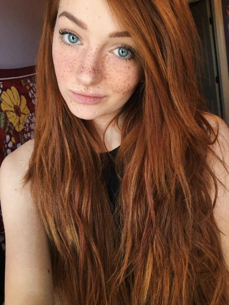 FIRE HAIR - redheads-do-itbetter: That..