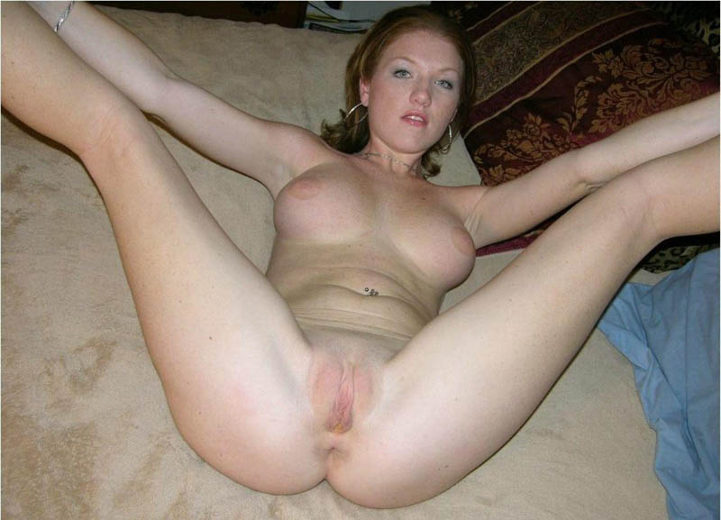 Unexperienced Wifey Smooth-shaven Vag..