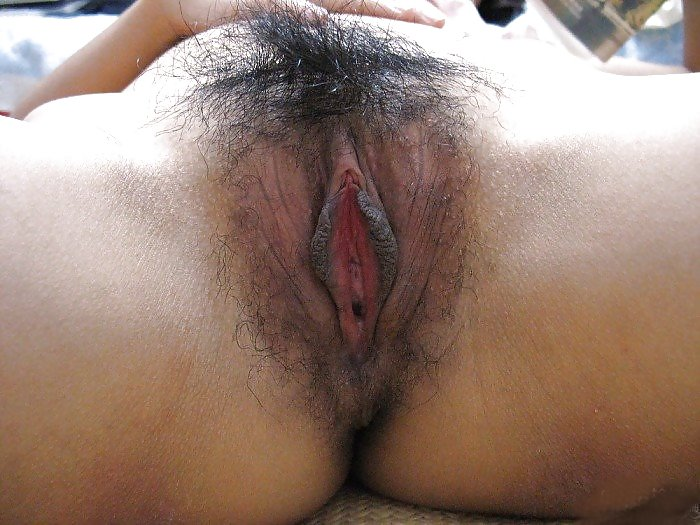 Naughty Japanese Preggo Wooly Vulva -..