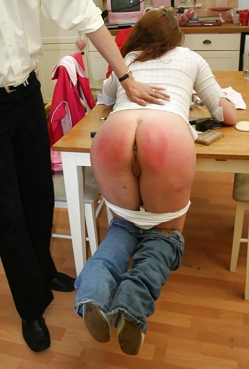 Bondage & discipline slapped the..