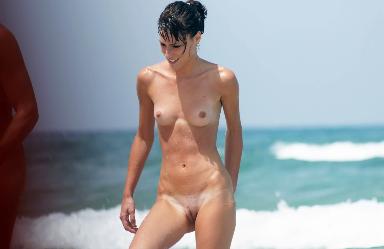 Bare Beach Pictures & Pictures, Young..