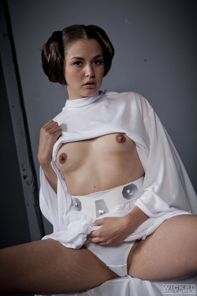Allie Haze - Starlet Wars XXX: A..