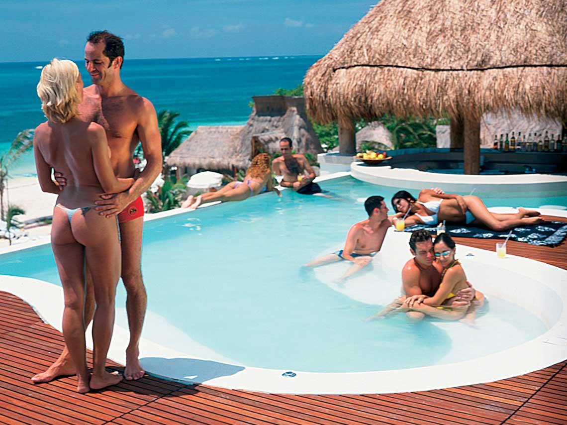 Playas nudistas y hoteles en México:..