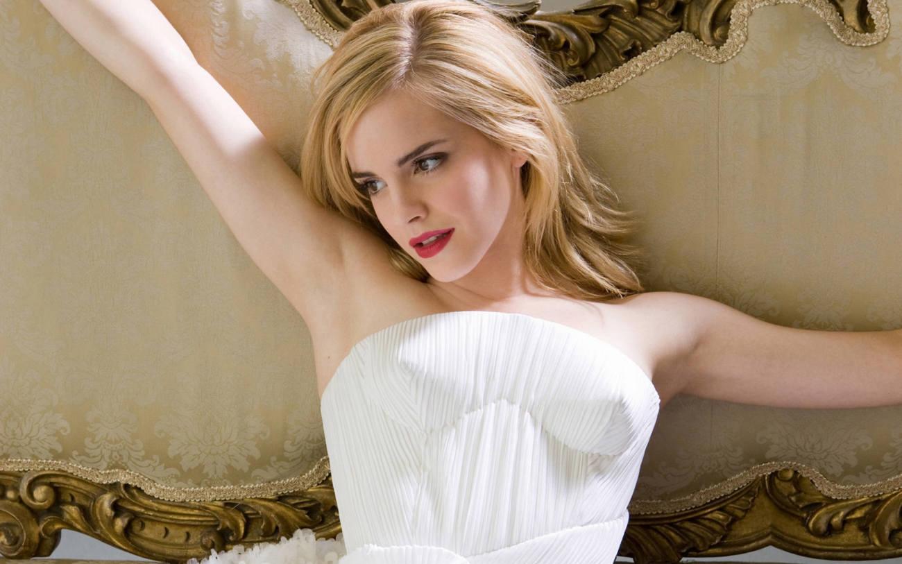 Download wallpaper actress, Emma..