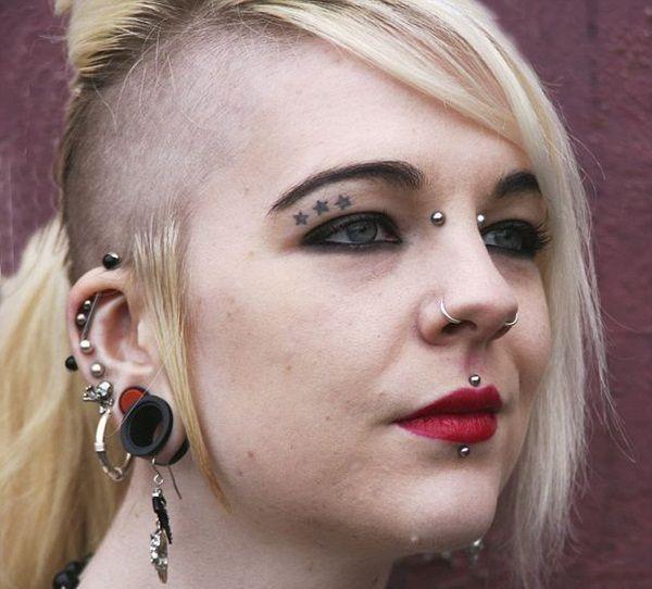 Nose Piercing designs9 Incredible..