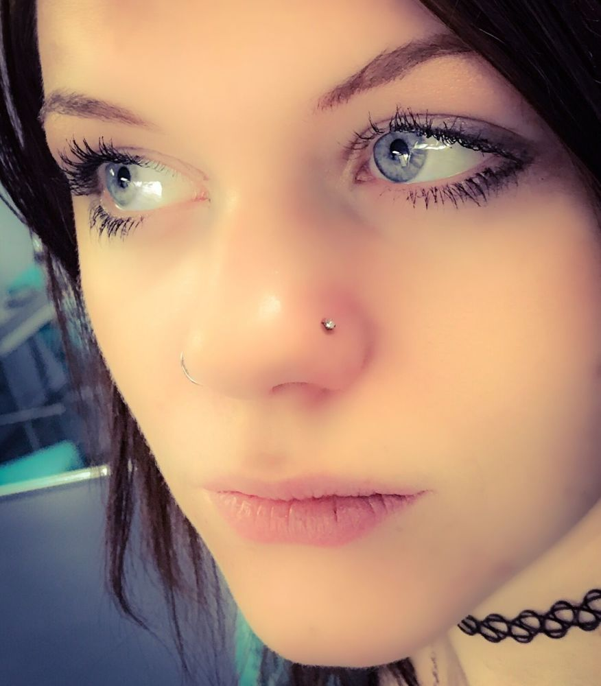Clip by  Piercing By Qui Qui on Nose..
