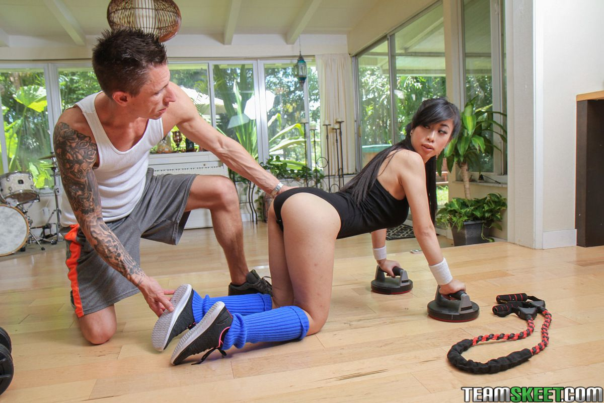 Jade Kush The Real Exercise and  workout